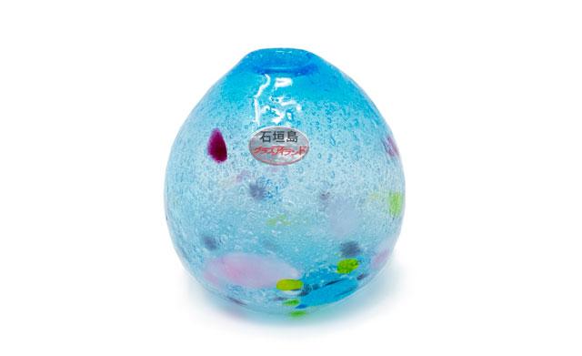 泡ミニ一輪カラフルチップ(水色)