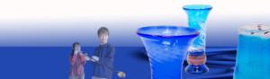 石垣島ガラス体験