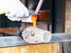 石垣島のガラス工房